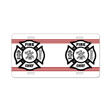 Sd firefighter license plates