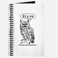 IRRITABLE OWL Journal