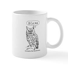 IRRITABLE OWL Mug