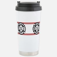 Firefighter Fire Chief Travel Mug