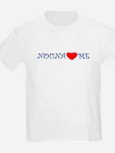 NOUNA LOVES ME T-Shirt