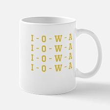 I O W A Mugs