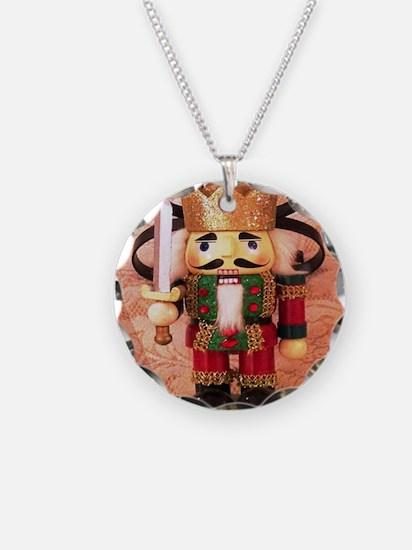 Holiday Nutcracker Necklace