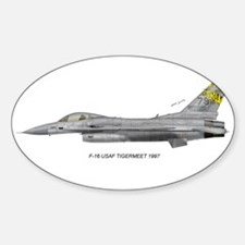usafTiger97.jpg Decal