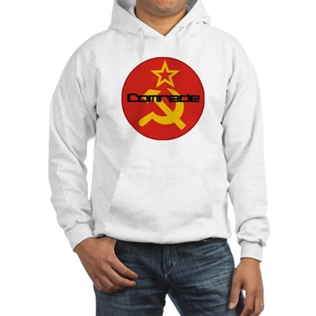 Comrade Hooded Sweatshirt
