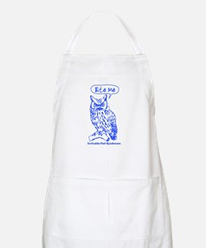 IRRITABLE OWL Apron