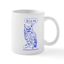 IRRITABLE OWL Mugs