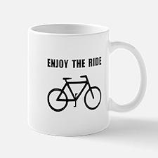 Enjoy Ride Bike Mugs