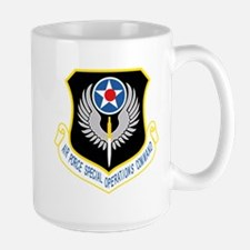 AFSOC USAF Mugs