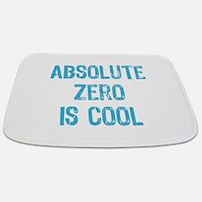 Absolute Zero is Cool Bathmat