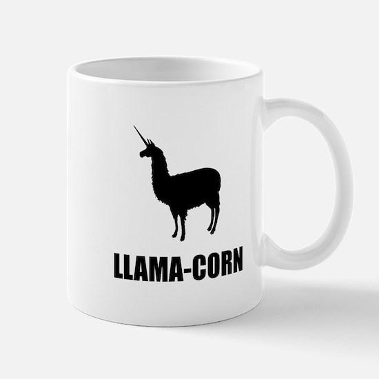 Llama Corn Mugs