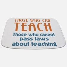 Those who can Teach Bathmat