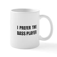 Prefer Bass Player Mugs