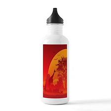 African Savanna Water Bottle
