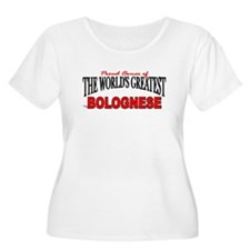 """The World's Greatest Bolognese"" T-Shirt"