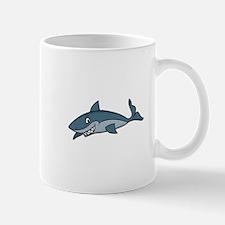 Shark Cartoon Mugs