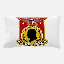 CVA-59 USS FORRESTAL Multi-Purpose Att Pillow Case