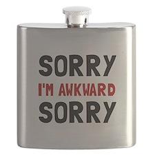 Sorry Awkward Flask