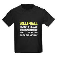 Volleyball Balloon T-Shirt