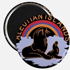 Aleutian Islands Command Magnets