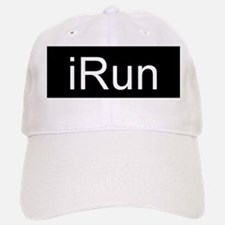 iRun Baseball Baseball Cap