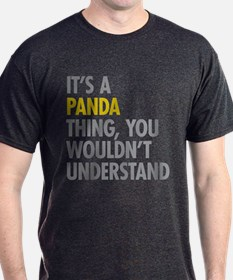 Its A Panda Thing T-Shirt