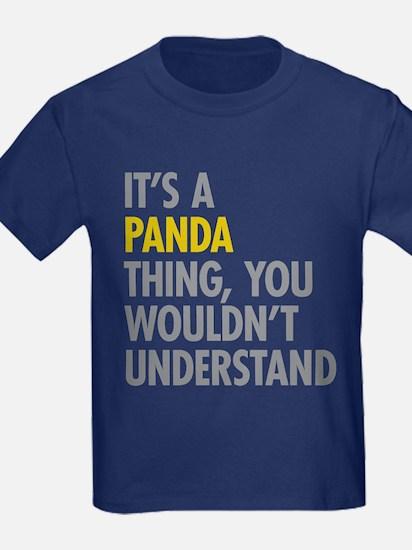 Its A Panda Thing T
