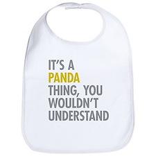 Its A Panda Thing Bib