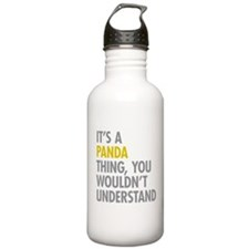 Its A Panda Thing Water Bottle