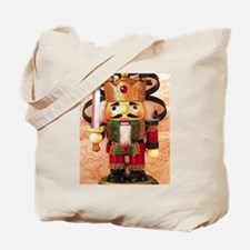 Holiday Nutcracker Tote Bag