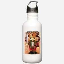Holiday Nutcracker Water Bottle