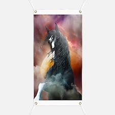 Fantasy Shire Horse Banner