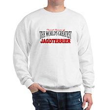"""The World's Greatest Jagdterrier"" Sweatshirt"