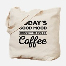Brought To You By Coffee Tote Bag