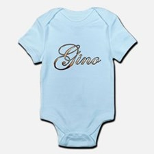 Gold Gino Body Suit