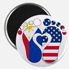 Filipino American Baby Magnet