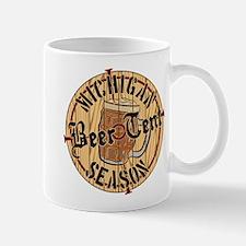 MI Beer Tent Mug