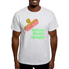 Duchenne Muscular Dystrophy T-Shirt