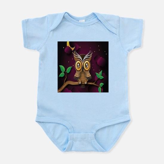 Owl Body Suit