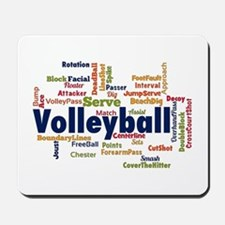 Volleyball Mousepad