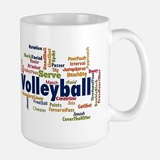 Volleyball Mugs