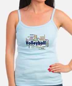Volleyball Tank Top