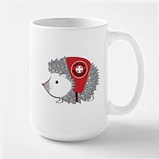 Service Hedgehog Mugs