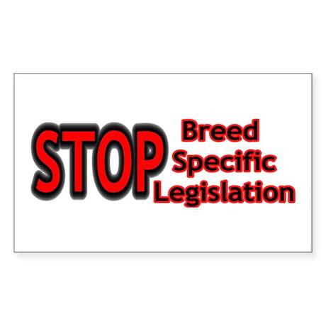 Sticker - Stop BSL