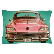 Classic Buick 1958 Century Car Pillow Case