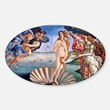 Botticelli Birth of Venus Decal