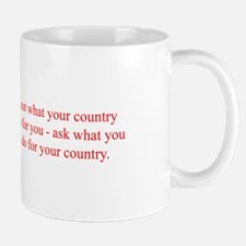 ask not what your country can do for you pdf