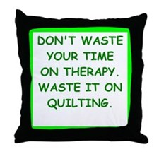 quilting Throw Pillow