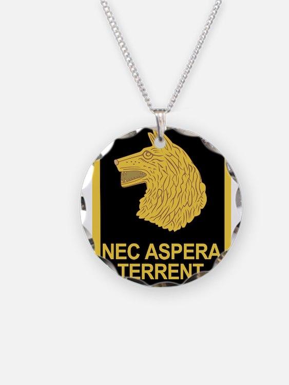 27 Infantry Regiment.psd.png Necklace