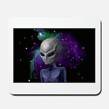 Alien Nebula Mousepad